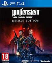 بازی کارکرده WOLFENSTEIN YOUNG BLOOD DELUXE PS4
