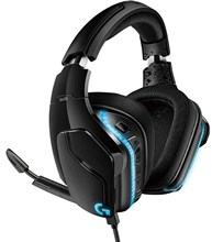 هدست گیمینگ Logitech G635 DTS, X  Surround RGB Gaming Headset