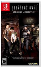 بازی Resident Evil Origins Collection - Nintendo Switch