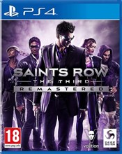 بازی Saints Row The Third Remastered برای PS4
