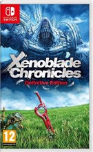 بازی انحصاری نینتندو  Xenoblade Chronicles Definitive Nintendo Switch