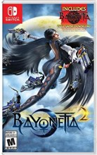 بازی نینتندو Bayonetta 1 - 2 - Nintendo Switch