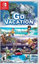 بازی نینتندو  Go Vacation - Nintnendo Switch