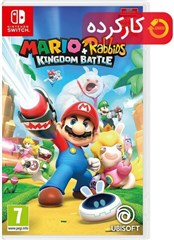 کارکرده بازی  Mario + Rabbids Kingdom Battle برای SWITCH