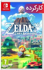 کارکرده بازی  The Legend of Zelda: Link's Awakening برای NSWITCH