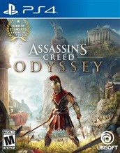 ریجن آل بازی Assassins Creed Odyssey برای PS4
