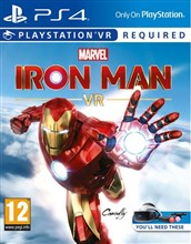 بازی Marvel's Iron Man VR on PlayStation 4 PSVR