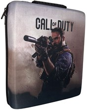 کیف ضدضربه PS4 Pro - طرح بازی Call of Duty Modern Warfare Hard bag Case