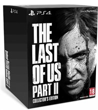 ریجن 2 نسخه کالکتور TLOU Part II Collector's Edition - PS4