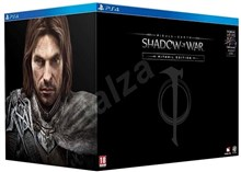 نسخه کالکتورMiddle Earth Shadow of War Mithril Edition