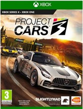 بازی Project Cars 3 Xbox One