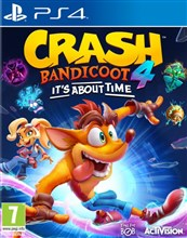 بازی Crash Bandicoot 4: It's About Time برای PS4