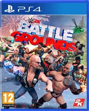 بازی WWE 2K Battlegrounds برای PS4