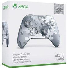 دسته بازی Microsoft Xbox One Wireless Gaming Controller Arctic Camo Special