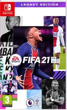 بازی FIFA 21 نسخه Legacy Edition برای نینتندو سوییچ Nintendo Switch Football
