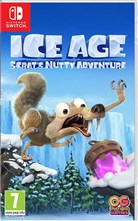 بازی Ice Age: Scrat's Nutty Adventures برای نینتندو سوییچ Nintendo Switch