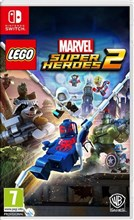 بازی LEGO Marvel Superheroes 2 - Nintendo Switch - نینتندو سوییچ