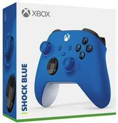 دسته بازی Microsoft Xbox Wireless Controller Series - Shock Blue