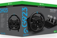 فرمان بازی لاجیتک Logitech G923 TRUEFORCE Racing Wheel XBOX ONE