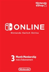 اشتراک 3 ماهه Nintendo Switch Online