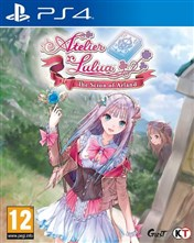 بازی Atelier Lulua: The Scion of Arland برای PS4