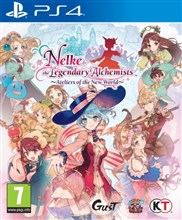 بازی Nelke & the Legendary Alchemists: Ateliers of the New World برای PS4