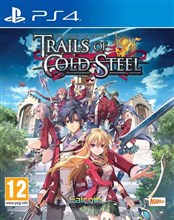 بازی The Legend of Heroes: Trails of Cold Steel PS4