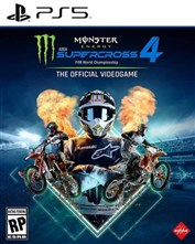 بازی Monster Energy Supercross 4: The Official Video Game برای PS5