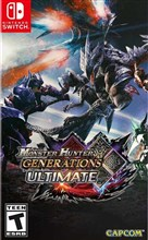 بازی انحصاری نینتندو Monster Hunter Generations Ultimate - Nintendo Switch