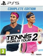 نسخه  COMPLETE EDITION بازی TENNIS WORLD TOUR 2 برای PS5