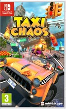 بازی  Taxi Chaos برای نینتندو Nintendo Switch