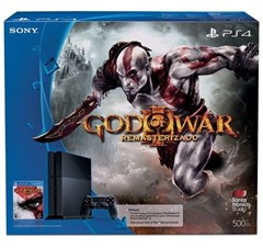 کنسول بازی  PS4 باندل  CONSOLE GOD OF WAR III