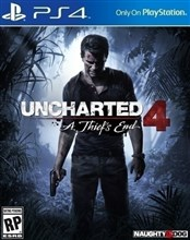 بازی  UNCHARTED 4 THE THIEFS END