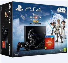کنسول بازی PS4  لیمیتد  Disney Infinity  STAR WARS