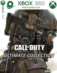 پکیج 10 بازی XBOX 360 CALL OF DUTY ULTIMATE COLLECTION