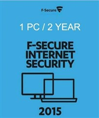 لایسنس 2 ساله F-Secure Internet Security 2015 3 PC