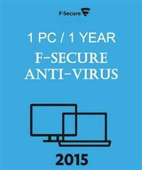 لایسنس F-Secure Anti-Virus 2018 3 PC