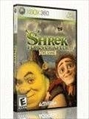 Shrek Forever After FOR XBOX 360