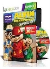 Alvin  Chipwrecked XBOX 360