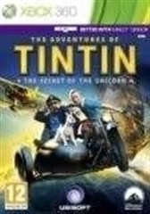 The Adventures of Tintin XBOX 360