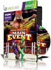 Hulk Hogan: Main Event XBOX 360