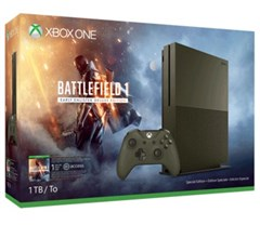 کنسول بازی Xbox One S Battlefield 1 Special Edition Bundle 1TB