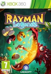 Rayman Legends FOR XBOX 360