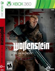Wolfenstein The New Order FOR XBOX 360