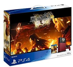 کنسول PS4 باندل لیمیتد Final Fantasy Type 0  Suzaku Edition