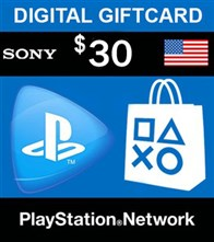 PSN امریکا 30 دلاری PlayStation Network