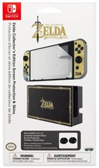 پک  7 کاره محافظ  Zelda  edition protection برای Nintendo Switch