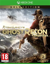 نسخه GOLD بازی Tom Clancy Ghost Recon Wildlands برای XBOX ONE