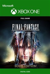 کد دانلود بازی Final Fantasy XV Royal Edition برای XBOX ONE