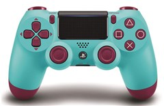 دسته بازی PS4 مدل Sony DualShock 4 Wireless Controller Berry Blue